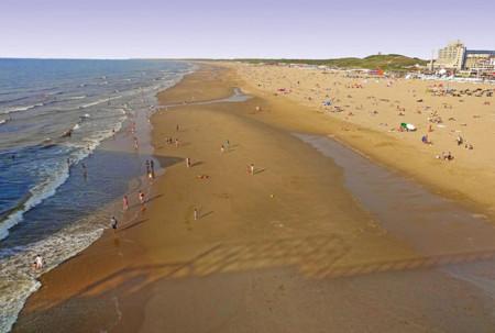Katwijk – Sonne und Sand satt