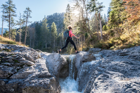 Traumhaftes Panorama am Tegernsee