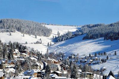 Rasanter Jahreswechsel im Schwarzwald