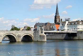 Einkaufsbummel in Maastricht