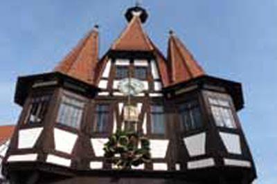 Adventsreise in den Spessart und Odenwald