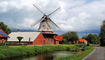 l_Greetsiel – ein Urlaubstag in Ostfriesland